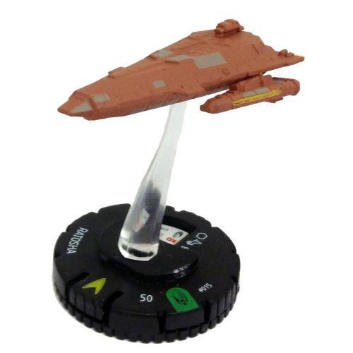 Star Trek Heroclix Ratosha #015 w/ Card
