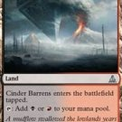 Foil Oath of the Gatewatch Cinder Barrens