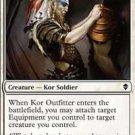 4x Zendikar Kor Outfitter (playset)