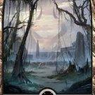 Foil Amonkhet Full Art Swamp #252