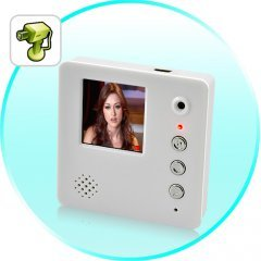 Digital Video Memo - Fridge Magnet Gadget
