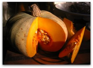 Sweet Meat Squash Seeds - 20