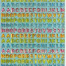 10 Big sheets Letter Alphabet Buy 2 lots Bonus 1 lot  #D136-SP00036