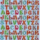 10 Big sheets Letter Alphabet Buy 2 lots Bonus 1 lot  #TM0021