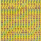 10 Big sheets Letter Alphabet Buy 2 lots Bonus 1 lot #TM0027