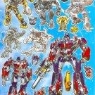 10 Big sheets Transformers Buy 2 lots Bonus 1 #BL137