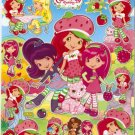 10 Big sheets Strawberry Shortcake Sticker Buy 2 lots Bonus 1 #BL572