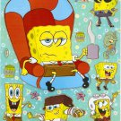 10 Big sheets Sponge Bob Sticker Buy 2 lots Bonus 1 #F048