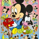 10 Big sheets Baby Mickey Sticker Buy 2 lots Bonus 1#bl010