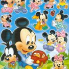 10 Big sheets Baby Mickey Sticker Buy 2 lots Bonus 1 #MKY BL179