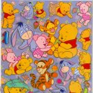 10 Big sheets Baby Pooh Sticker Buy 2 lots Bonus 1 #WP