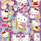 10 Big sheets Hello Kitty Sticker Buy 2 lots Bonus 1 #HK D084