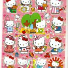 10 Big sheets Hello Kitty Sticker Buy 2 lots Bonus 1  #C061