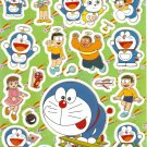 10 Big sheets Doraemon Sticker Buy 2 lots Bonus 1 #DE D098