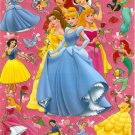 10 Big sheets Princess Sticker Buy 2 lots Bonus 1 #DP F010