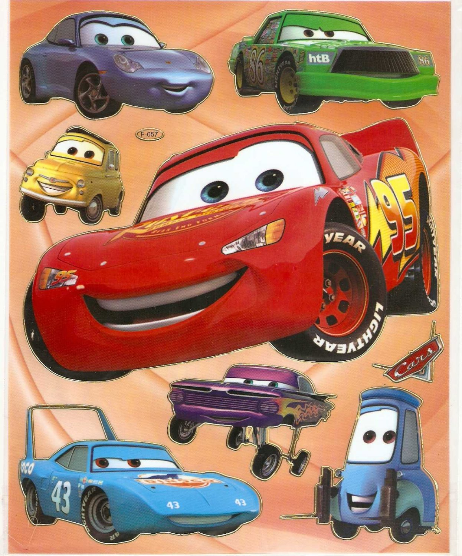 10 Big sheets Car Sticker Buy 2 lots Bonus 1 #CAR F057/pm00029