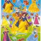 10 Big sheets Princess Sticker Buy 2 lots Bonus 1 #DP BL023