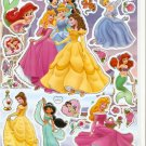 10 Big sheets Princess Sticker Buy 2 lots Bonus 1 #DP YJ012