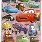 #BL055 CARS PVC Removable Sticker