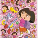 #BL048 DORA PVC Removable Sticker