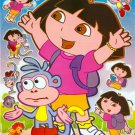 #BL141 DORA PVC Removable Sticker