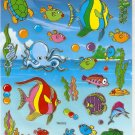 #TM0302 FISH PVC Removable Sticker