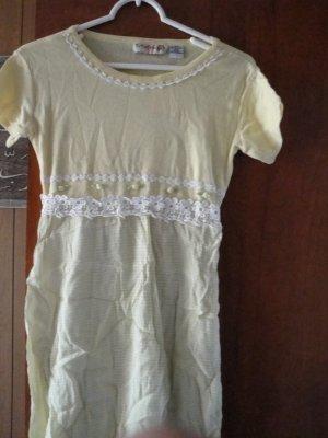 FREE SHIPING NEW FASHIONABLE YELLOW GIRLS DRESS14-16