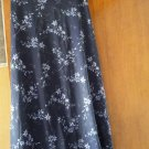 FREE SHIPING FASHIONABLE glittery blue SKIRT WITH VERY NICE COLORS