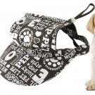 Size XL Cotton Dog Puppy Pet Cap Hat Cricket-cap Brown