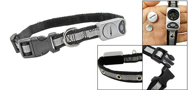 UltraSonic Anti-Bark Pet Dog Training Control Collar