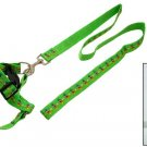 Adjustable Pet Dog Pulling Harness with Leash Medium