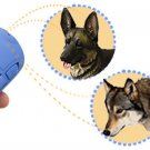 Digital Ultrasonic Voice Recorder Dog Trainer Blue