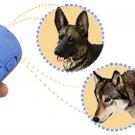 Digital Ultrasonic Voice Recorder Dog Trainer Blue