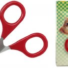 Red Handle Doggie Grooming Nail Clippers Scissors