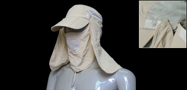 Neck Flap Clip On Outdoor Activities Baseball Golf Cap Hat