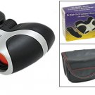 Compact 8X Sports Outdoor Travel Telescope Binoculars