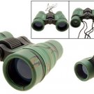Outdoor Camouflage Army 4x30 Coated Binoculars Telescope