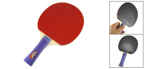 Hands Grip Sports Ping Pong Table Tennis Racket