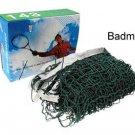 Halex Deluxe Badminton Net Green