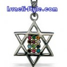 FREE SHIPPING!!90006-GOLDFILLED PENDANT- MAGEN DAVID- star of david,hebrew jewelry