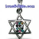 FREE SHIPPING!!90008-GOLD FILLED MAGEN DAVID-star of david,hebrew jewelry judaica