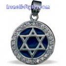 FREE SHIPPING!! 90046-GOLDFILLED PENDANT- MAGEN DAVID /hebrew jewellry judaica