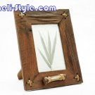 FR-001- wood picture frame,wood photo frame,hand made,wood frames for pictures