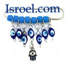09084 - PIN FOR CRADLE HAMSA EYE PROTECTION/ jewish toys for kids children