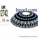 12742 -BUY KIPPAH ,kippah man, yarmulka kippahs for sale,klipped kippahs, kippah designs,KIPA