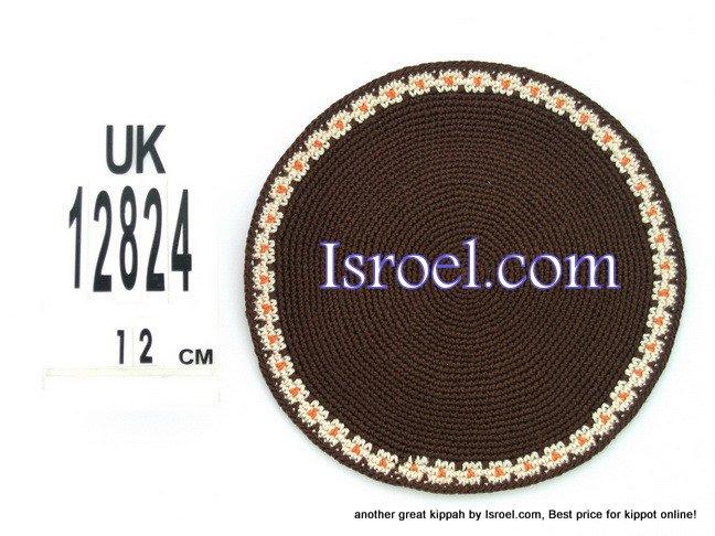12824 -BUY KIPPAH ,kippah man, yarmulka kippahs for sale,klipped kippahs, kippah designs,KIPA