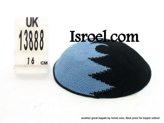 13888 -KIPPAH DESIGNS ,kippah man, yarmulka kippahs for sale,klipped kippahs, kippah designs,KIPA