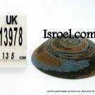 13978-JEWISH KIPPAH ,kNITTED KIPA, yarmulka kippahs for sale,klipped kippahs, kippah designs,KIPA