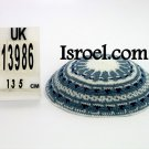 13986-KIPPAH PATTERNS ,kNITTED KIPA, yarmulka kippahs for sale,klipped kippahs, kippah designs,KIPA