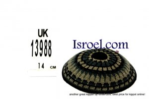 13988-KIPPAH PATTERNS ,kNITTED KIPA, yarmulka kippahs for sale,klipped kippahs, kippah designs,KIPA